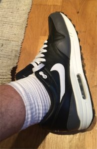 Nikes & Socks
