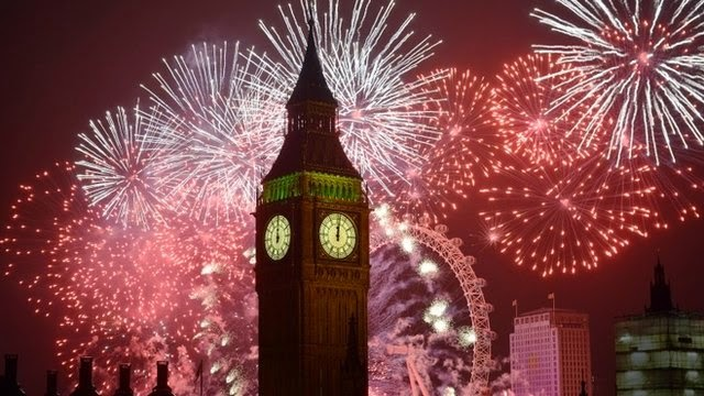 New Year Eve 2015 London