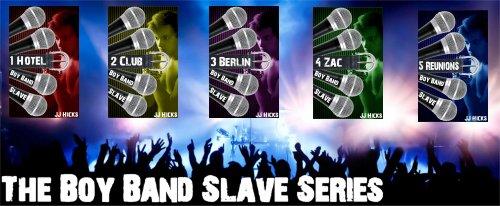 Boy Band Slave Series