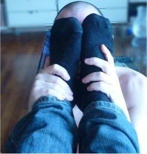 Worship socks