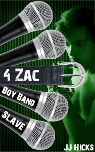 Boy Band Slave: 4 Zac