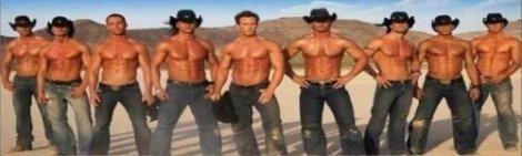 sexy cowboys